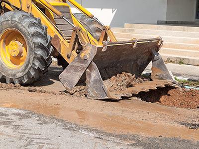 excavation paysagiste