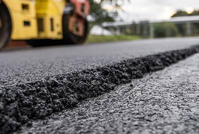 compagnie paysagiste pavage asphalte pave uni beton